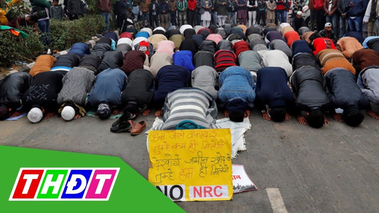 Ấn Độ: Ban bố lệnh giới nghiêm do biểu tình lan rộng | THDT