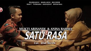 Download Anisa Rahma Ft Mukti Arisandi - Satu Rasa  Cipt. Anton Gholock