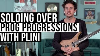 Plini Shows You How to Solo Over Prog Chord Progressions