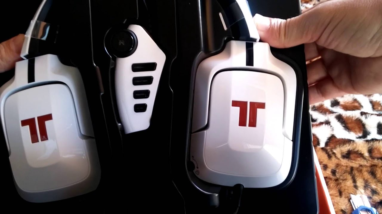 2d23db9018c TRITTON Pro+ 5.1 Surround Headset - Unboxing. - YouTube