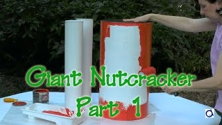 Giant Nutcracker - Part 1