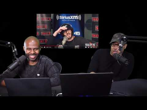 lil-dicky-freestyle-|-sway-in-the-morning-2019-|-(reaction!!!)