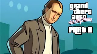 GRAND THEFT AUTO VICE CITY STORIES Gameplay Walkthrough Part 11 - SAVING PHIL COLLINS