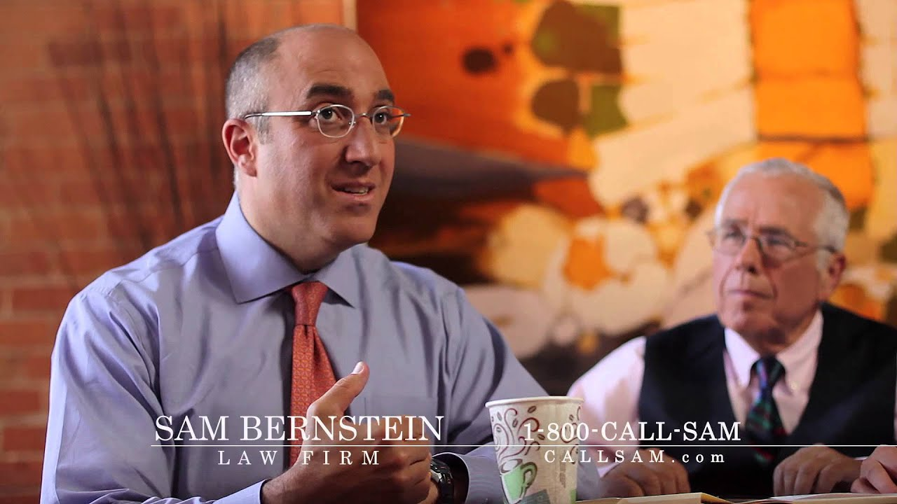 Trust is Earned: The Sam Bernstein Law Firm - YouTube