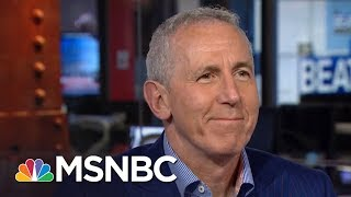 Trump 'Art Of The Deal' Co-Author: The Secret To Protesting Trump | The Beat With Ari Melber | MSNBC