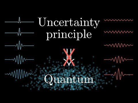 The more general uncertainty principle, beyond quantum