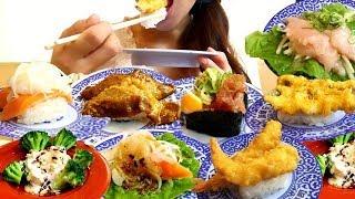 くら寿司さん、色んな新しいメニューが出ていたんですね!!野菜が豊富...
