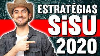 ESTRATÉGIAS PARA O SISU 2020: Lista de Espera   1ª/2ª Opção   Cotas