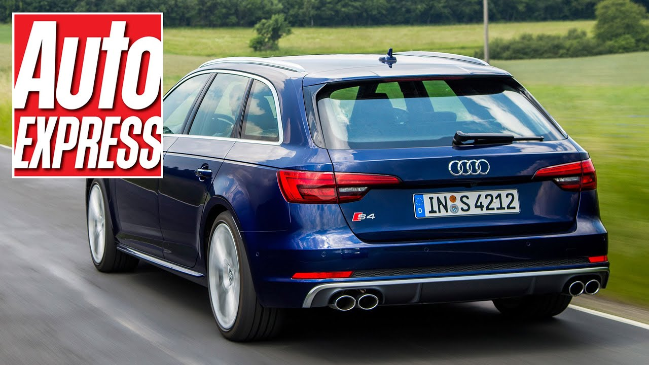 new audi s4 avant review the ultimate q car youtube. Black Bedroom Furniture Sets. Home Design Ideas