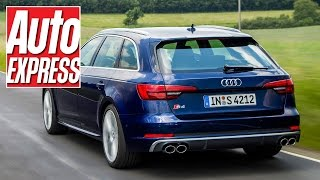 Audi S4 Avant 2017 Videos