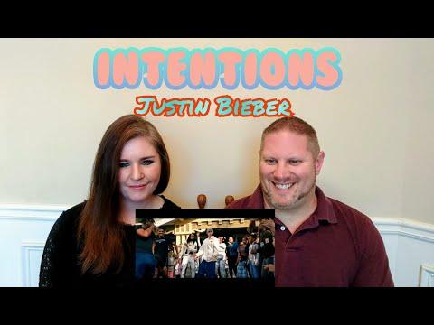 Justin Bieber - Intentions (Official Video (Short Version)) ft. Quavo REACTION