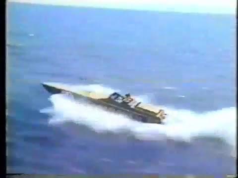 Apache Warpath 41 Offshore Racing New Jersey