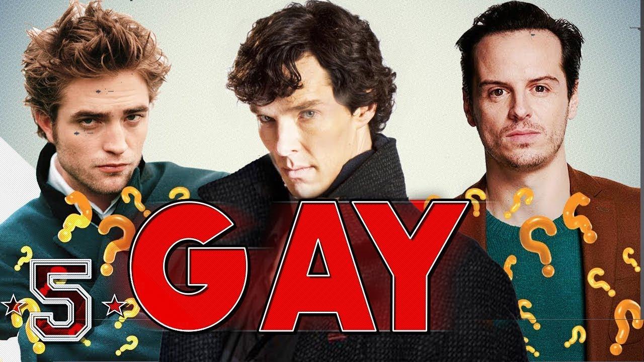 attori famosi gay