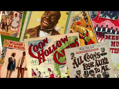 The Racist History of Cartoons