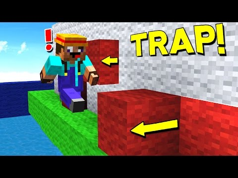 IMPOSSIBLE MINECRAFT WIPEOUT PARKOUR!