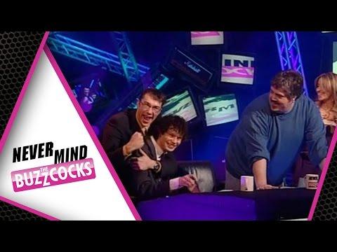 Simon Amstell On Never Mind The Buzzcocks | Phill Jupitus, Melanie Blatt