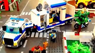 Review LEGO CITY Di Toys City