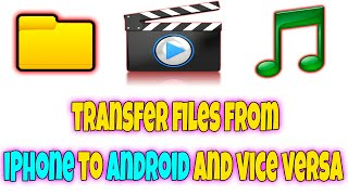 How to transfer files from iPhone to Android and vice versa super fast screenshot 4