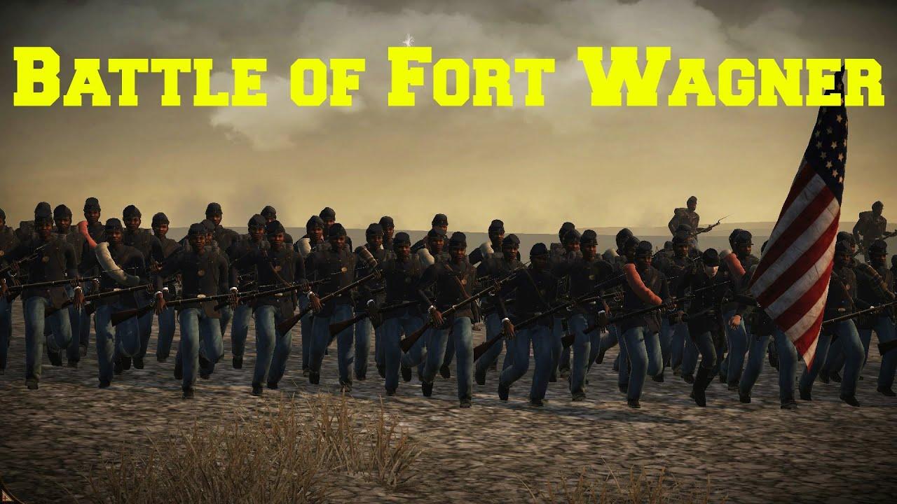 Shogun 2 Total War: The Battle of Fort Wagner - YouTube