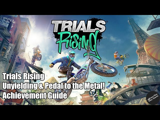 Trials Rising - Unyielding & Pedal to the Metal!