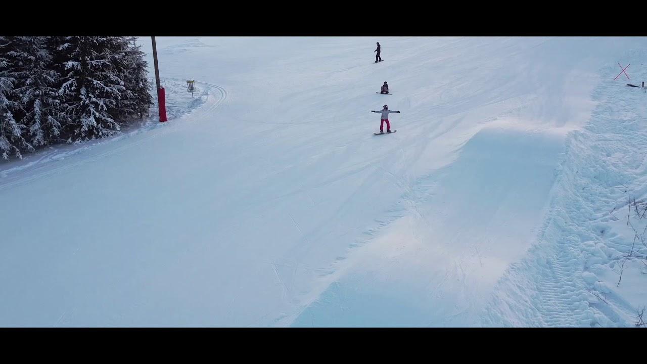 Naudi talvemuinasjuttu Põltsamaa mäesuusanõlval!