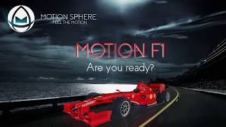 Motion Sphere - Motion F1 Experience Teaser