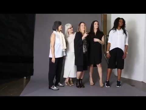 Kim's Style Tips: EILEEN FISHER, Spring 2015