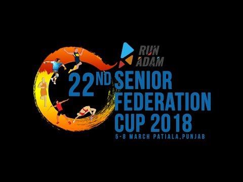 Watch Live!! Run Adam 22nd Federation Cup National Sr. Athletics Championships 2018