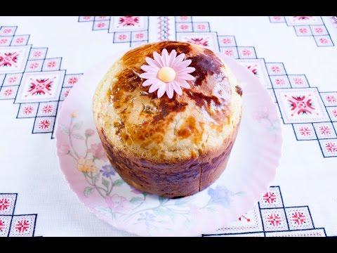 Рецепт пасхи Рецепт паски Как приготовить пасху Пасхальный кулич рецепт с изюмом Паска рецепт