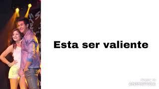 Soy Luna - Valiente (Radio Disney Vivo) (letra)