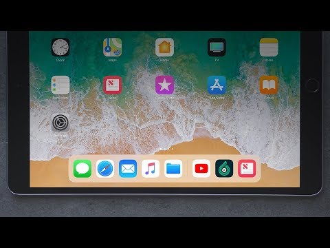iOS 11: How to use the Dock