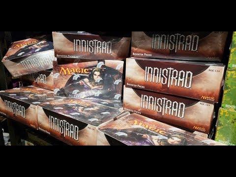 ORIGINAL Innistrad Box Opening = Glory Days of Magic The Gathering