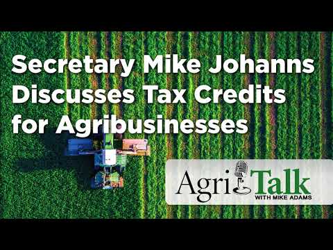 Secretary Johanns on AgriTalk