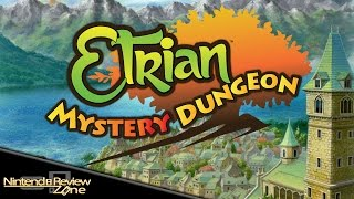 Etrian Mystery Dungeon Video Review! - Nintendo Review Zone!