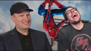 MCU Spider-Man IS Part of the Sony Spidey-verse, but Did Kevin Feige Know???