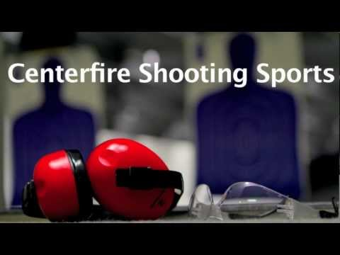 Centerfire Shooting Sports - Range Rules