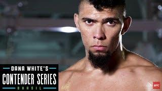 Dana White's Contender Series Brasil – Uma Chance no UFC: Johnny Walker
