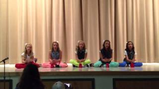 cup song talent show