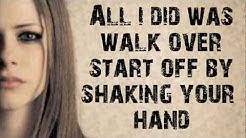 Unwanted - Avril Lavigne Lyrics[HD]