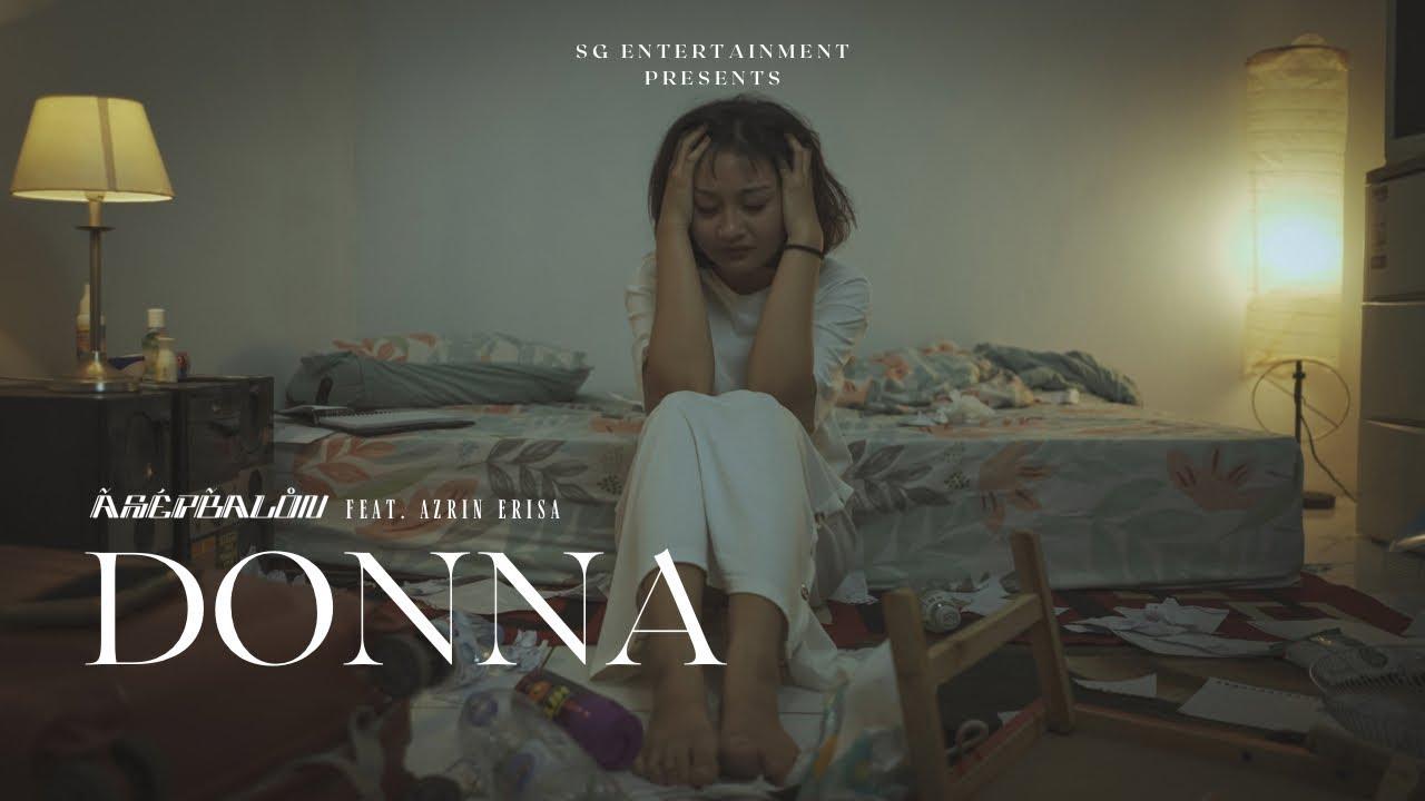 Asep Balon Feat. Azrin Erisa - Donna (Official Lyric Video)