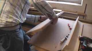 universelle werkbank planen und bauen. Black Bedroom Furniture Sets. Home Design Ideas