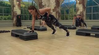 Cathe Friedrich's STEP BOSS PHA 3 Workout