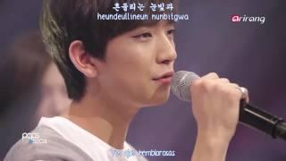 SEVENTEEN (Vocal Team)-  Because of You (Sub Español- Rom- Han)