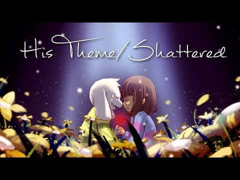 """His Theme/Shattered"" - Undertale 2nd Anniversary [23 People Chorus]"