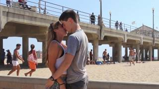 Kissing Prank - Catch Me If You Can