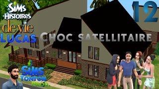 Les Sims : Histoire de vie [Lucas] - ep12 : Choc satellitaire [Final]