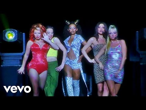Spice Girls - Spice Up Your Life (Spice World) HD