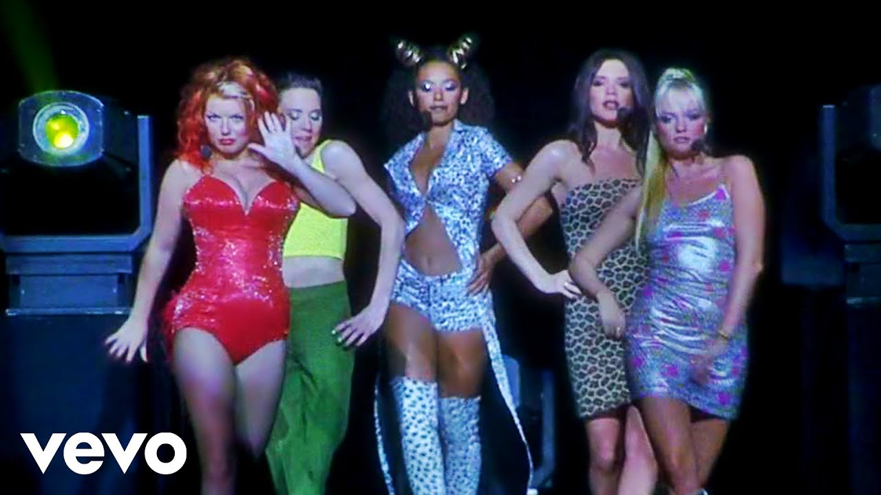 Return Of The Spice Girls Wallpaper Spice Girls Spice Up Your Life Spice World Youtube