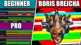 3 levels of TECHNO - beginner vs pro vs BORIS BREJCHA