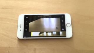 Redigera film iphone
